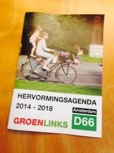 hervormingsagende groenlinks d66